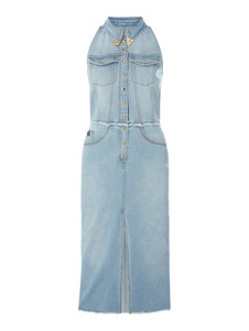 Sukienka Versace Jeans bez rękawów
