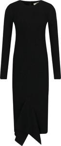 Sukienka Michael Kors z wełny z długim rękawem