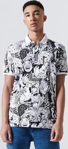 Koszulka polo Cropp w młodzieżowym stylu