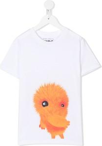 Koszulka dziecięca Ioana Ciolacu Kids dla dziewczynek z krótkim rękawem