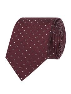 Czerwony krawat Olymp