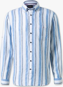 Koszula Westbury Premium z długim rękawem z lnu