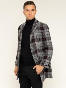 Płaszcz męski Karl Lagerfeld w stylu casual