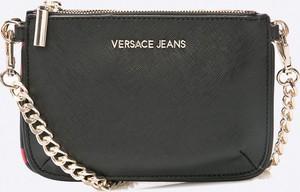 748012cd024bb Czarna torebka Versace Jeans
