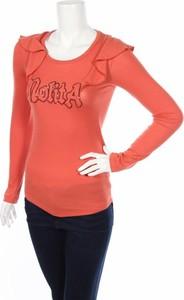 Bluzka Nolita De Nimes z okrągłym dekoltem w młodzieżowym stylu