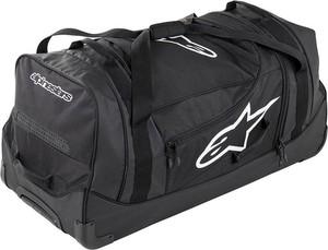 Czarna torba podróżna Alpinestars