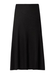 Czarna spódnica Christian Berg Women z wełny