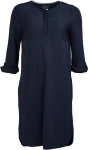 Sukienka Barbour w stylu casual z długim rękawem