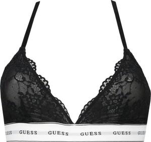Czarny biustonosz Guess Underwear