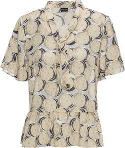 Bluzka bonprix BODYFLIRT z krótkim rękawem