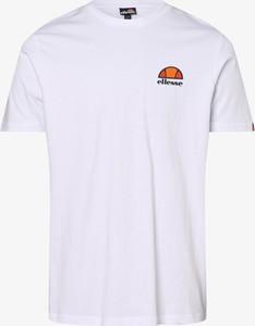 T-shirt Ellesse z krótkim rękawem z nadrukiem w sportowym stylu