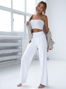 Spodnie SELFIEROOM z bawełny