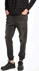 Czarne jeansy Gate