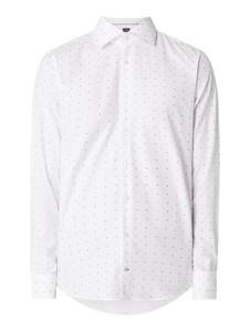 Koszula Joop! z bawełny z długim rękawem z klasycznym kołnierzykiem