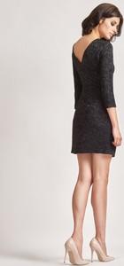 Sukienka M. Choice z żakardu