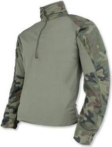 Zielona bluza Kolltex z bawełny