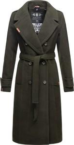 Zielony płaszcz Navahoo
