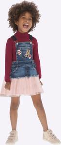 Sukienka dziewczęca Mayoral z tkaniny