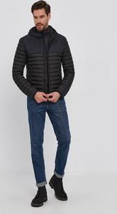 Czarna kurtka Colmar w stylu casual bez kaptura