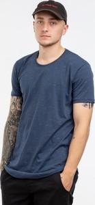 T-shirt BREEZY z krótkim rękawem z bawełny