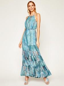 Sukienka Guess by Marciano maxi w stylu boho
