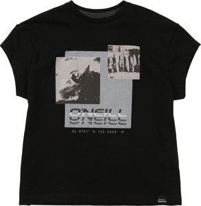 Czarna koszulka dziecięca O'Neill