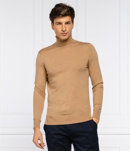 Brązowy sweter Tommy Tailored