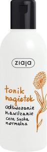 Ziaja Tonik Nagietkowy Cera Normalna Sucha 200 Ml
