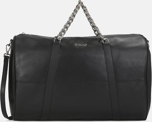 Czarna torba podróżna Kazar
