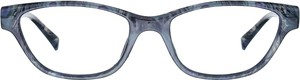 Niebieskie okulary damskie Santino