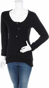 Czarna bluza Nine By Joseph Saba w młodzieżowym stylu krótka