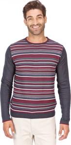 Sweter Lanieri Fashion w młodzieżowym stylu z bawełny