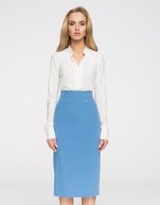Niebieska spódnica Style