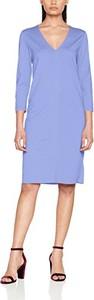 Błękitna sukienka Marc O'Polo