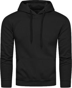 Czarna bluza Recea z bawełny