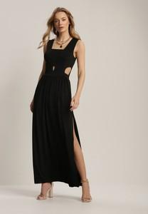 Czarna sukienka Renee na ramiączkach