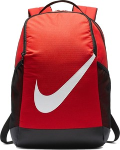 Czerwony plecak Nike