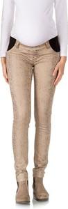 bellybutton Spodnie w kolorze beżowym