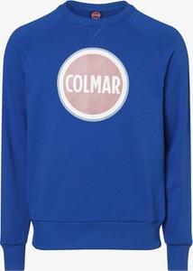 Niebieska bluza Colmar z bawełny