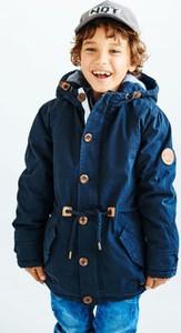 Niebieska kurtka dziecięca Nativo Kids