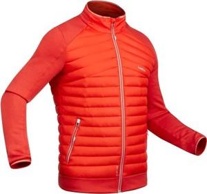 Pomarańczowa kurtka WED'ZE
