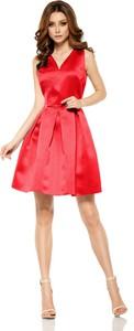Sukienka Lemoniade mini bez rękawów z dekoltem w kształcie litery v