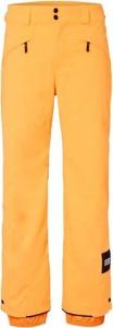 Pomarańczowe spodnie O'Neill