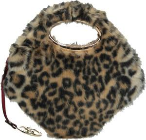 Brązowa torebka NOBO średnia w stylu retro