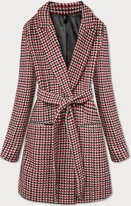 Czerwony płaszcz Goodlookin.pl w stylu casual