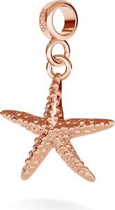 GIORRE SREBRNY CHARMS BEADS ZAWIESZKA ROZGWIAZDA 925 : Kolor pokrycia srebra - Pokrycie Różowym 18K Złotem , Wariant - Beads