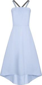Niebieska sukienka Tiffi