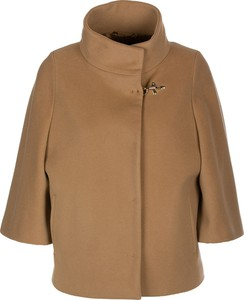 Płaszcz Fay z wełny