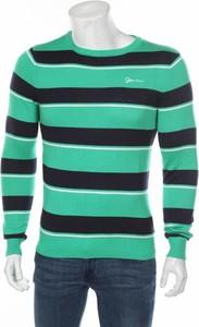 Zielony sweter JOHN DEVIN