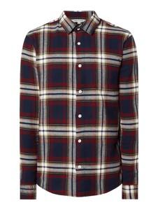 Czerwona koszula Review w stylu casual z bawełny